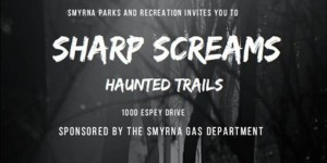 Sharp Screams Haunted Trails