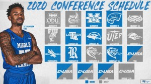 MTSU Blue Raider Basketball