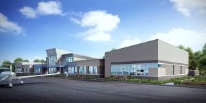 Murfreesboro Municipal Airport terminal