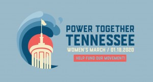 Power Together TN Women's March