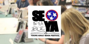 Southeastern Young Adult Book Festival logo