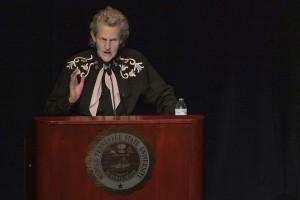 Temple Grandin at MTSU