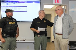 Life Saver awards given to Rutherford County Sheriff's Office