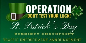"Graphic for ""Operation Don't Test Your Luck"""