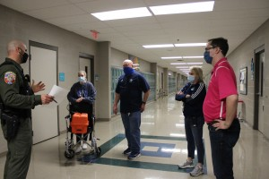 Rutherford County school resource officers safety drill