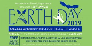 Murfreesboro's Earth Day on the Square