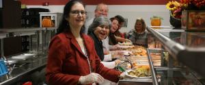 La Vergne Middle free community Thanksgiving