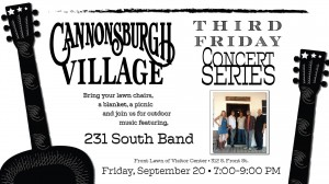 Third Friday Concert Series
