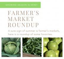 Farmer's Market Roundup