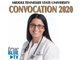 Middle Tennessee State University Convocation 2020