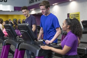 Planet Fitness Teen Summer Challenge