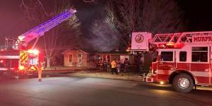 Craig Court Duplex Fire
