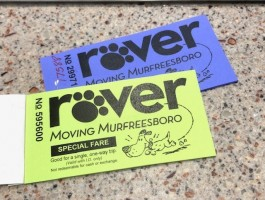 Rover tickets