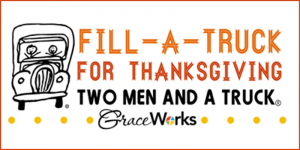 Fill-A-Truck for Thanksgiving