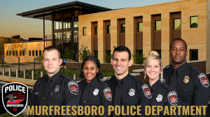 Murfreesboro Police Department