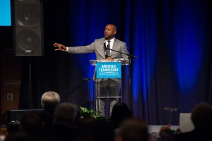 MTSU's 24th annual Unity Luncheon