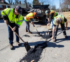Murfreesboro Street Department crew
