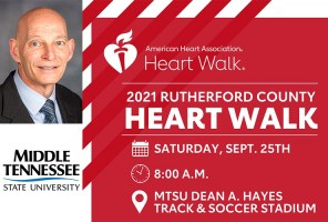 2021 Rutherford Heart Walk