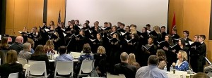 Siegel High School Choir