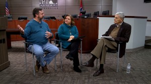 Homelessness advocates on Murfreesboro Storytellers