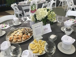 A tablescape from the 2019 Equali-Tea