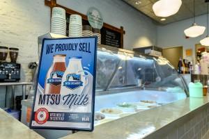 MTSU Creamery