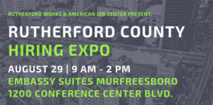 Rutherford County Hiring Expo