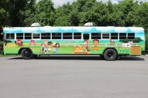 Murfreesboro City Schools Chow Bus