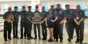 Smyrna High Bowling team