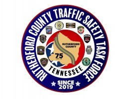 Rutherford County Traffic Safety Task Force logo