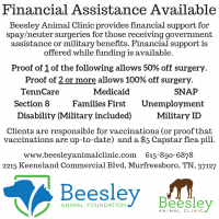 Beesley Animal Clinic