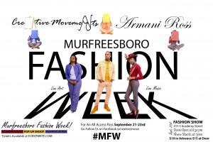 Murfreesboro Fashion Week