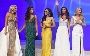 Miss Tennessee Volunteer Scholarship Pageant finalists