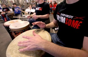 Everybody Drum Some