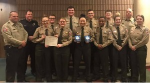 Rutherford County Sheriff's Explorers