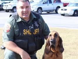 Rutherford Sheriff's K-9 Deputy Ethel