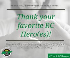 #ThankRCHeroes