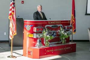 Assistant commissioner for fire prevention at the Tennessee Department of Commerce and Insurance Gary Farley