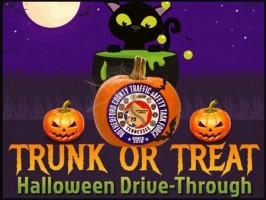 Trunk or Treat: Halloween Drive-Through