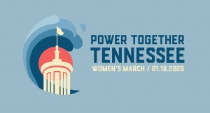 Tennessee Power Together Women's March