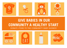 United Way's Community Baby Shower