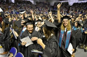 MTSU's Aug. 10 summer commencement ceremony