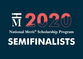 2020 National Merit Scholarship Semifinalists