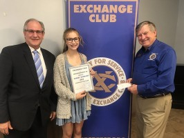 Exchange Club Youth of the Year