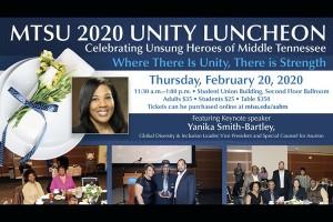 2020 Unity Luncheon