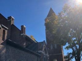 Former Methodist Church in Murfreesboro