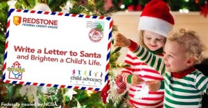 Redstone's 'Letters to Santa' Campaign