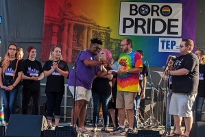 Tennessee Equality Project honors MTSU