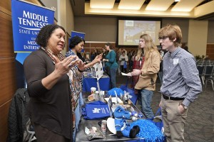 MTSU plans Honors College Open House