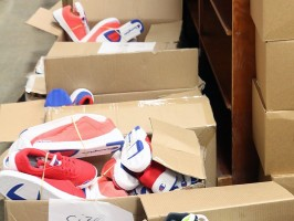 A donation from Nashville-based nonprofit Soles4Souls